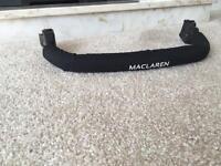 Maclaren universal pushchair bumper bar - like new
