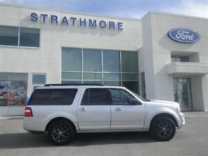2017 Ford Expedition Max Limited MAX AWD Fully Loaded
