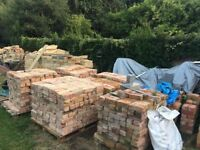 Imperial Multi Stock Bricks Beautiful Cleaned and ready to go