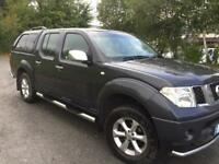 Genuine Nissan Navara chrome side steps