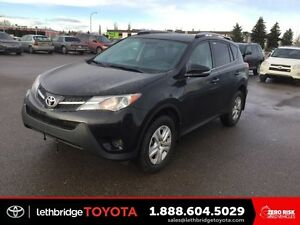 Toyota Certified 2015 Toyota Rav4 LE Upgrade AWD - HEATED SEATS!