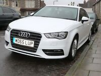 OFFERS WELCOME PLEASE GET IN TOUCH - Audi A3 2016 TDI White 3 door very low mileage