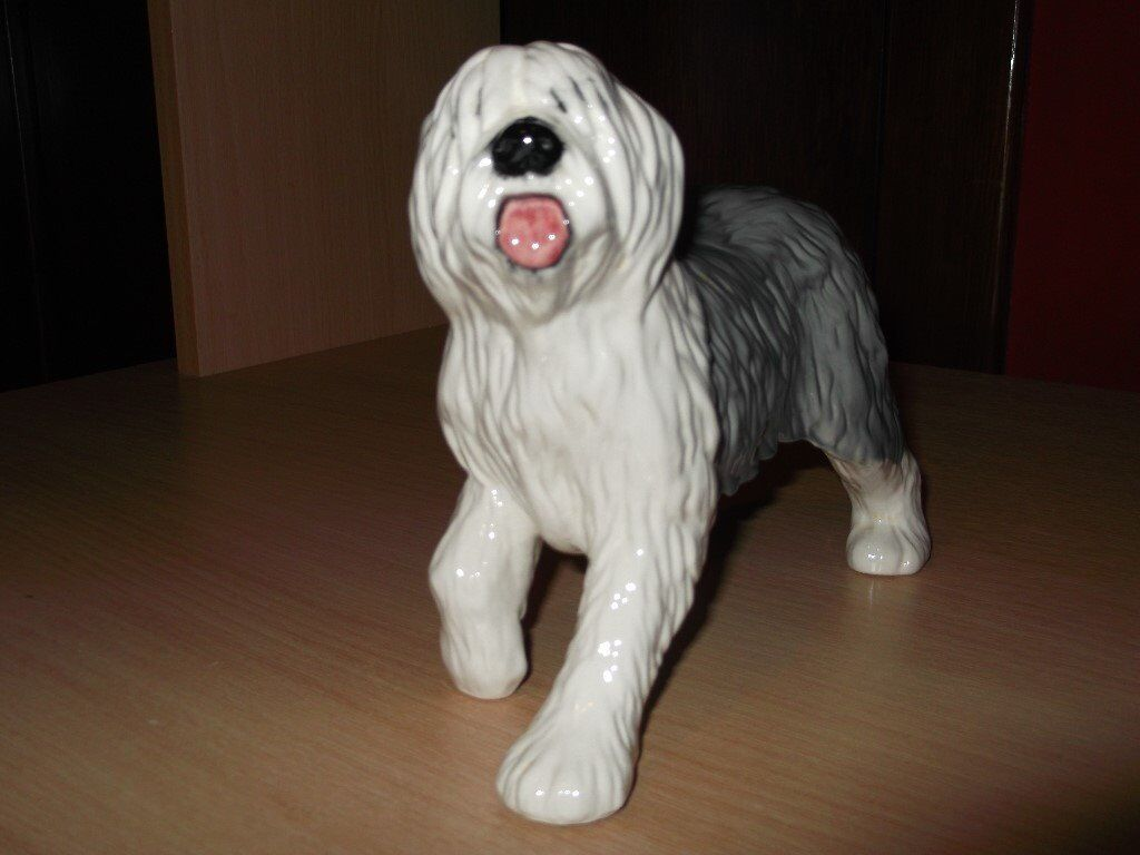 Royal Doulton Old English Sheepdogin AberdeenGumtree - Royal Doulton Old English sheepdog. In excellent condition with Doulton stamp on feet 5 inches High and 6 Inches Long To be collected £10