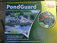 POND AND FISH PROTECTION