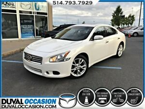2013 Nissan Maxima SV + CUIR + TOIT OUVRANT + MAGS