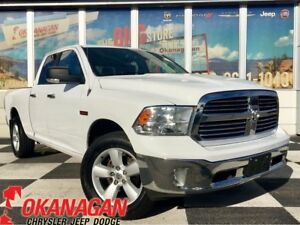 2015 Ram 1500 SLT 4X4 TURBO DIESEL | One Owner | Accident Free