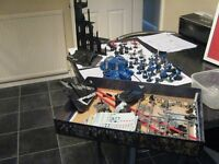 COLLECTION OF WARHAMMER ITEMS