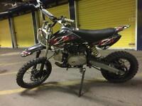 KX110F Pitbike
