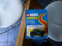 Corgi juniors 84 daimler scout car