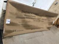 PVC shower panel