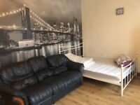 A very large studio on the Old Kent Road available now!