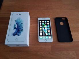 Apple IPhone 6S Plus 16GB - Unlocked - Silver/White