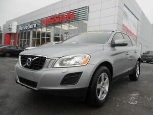 2011 Volvo XC60 Level II 3.2 V6 AWD TOIT OUVRANT CUIR A/C
