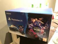 Playstation VR Headset + Camera + Game (PSVR)