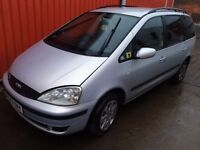 Taxi - 7 Seater - Long M.O.T - High miles but everything works fine Bargain RRP £1295