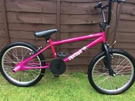 Girls bmx fierce bike
