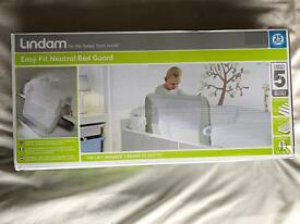 Lindam Easy Fit Neutral Bed Guard