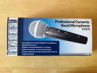 ProSound Professional Dynamic Vocal Microphone (YU37S)