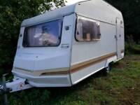 2 berth caravan needs tlc