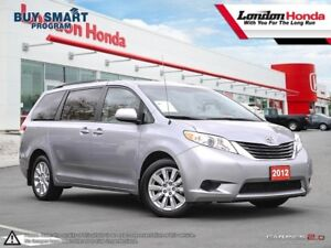 2012 Toyota Sienna LE 8 Passenger One owner vehicle, All Whee...