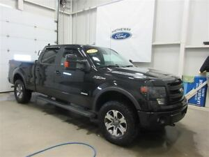 2014 Ford F-150 FX4, LEATHER/ROOF AND PRE-PAID MAINTENANCE