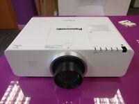 Panasonic PT-EX500EL LCD Projector with ET-ELW21 Fixed Focus Lens
