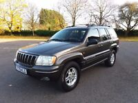Jeep Grand Cherokee 4.0 Limited Station Wagon 4x4 5dr