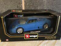 Collection of Bburago model cars