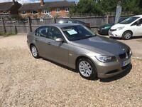 2007 BMW 320D DIESEL 6 SPEED 12 MONTHS MOT 96,000