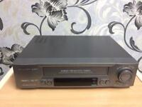 Sharp VCR video cassette recorder