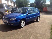 citroen saxo 1.1i desire ideal as first car as cheap to insure & tax