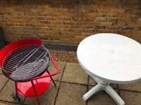 Barbecue & outdoor Table £30