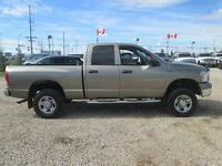 2006 Dodge Ram 1500 SLT,CREW CAB,SHORT BOX,4X4