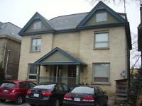Nice, clean 4 bdrm, 2-storey apartment in downtown. SEP 1st