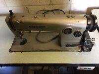 Mitsubishi db-120 sewing machine