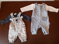 Boys clothes newborn size