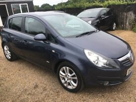 VAUXHALL CORSA 1.4 i 16v SXi HATCHBACK 5DR 2009* IDEAL FIRST CAR*CHEAP INSURANCE*EXCELLENT CONDITION