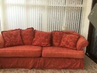 Two sofas free must go