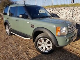 Land Rover Discovery 3 VAN