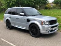 Range Rover sport v8 swap ?