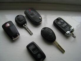 car key fob controls / vauxhall alfa romeo mini mazda6 seat leon / all 6 for £25