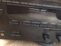 YAMAHA DSP1590 amplifier