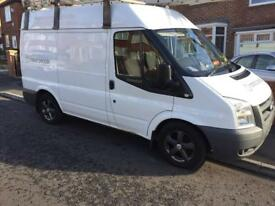 Ford transit 2010 60 plate