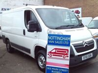 CITROEN RELAY 2.2 HDI SWB Only £2995 NO-VAT