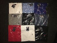 Men's Ralph Lauren T-Shirts - 7 colours - S-XXL