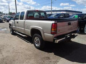 2007 GMC SIERRA CLASSIC 2500HD SLE1 EXT. CAB 4WD Prince George British Columbia image 5