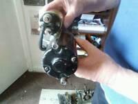 Starter motor for peugot 1.9 diesel engine