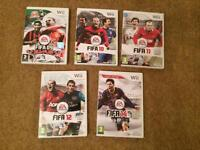 FIFA Wii games