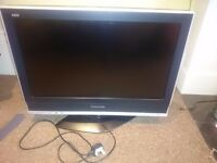 PANASONIC VIERA TX - 26LXD70 720p HD FREEVIEW BUILT-IN