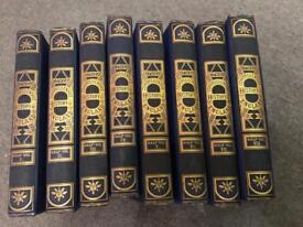 ANTIQUARIAN BOOKS COMPREHENSIVE HISTORY OF ENGLAND